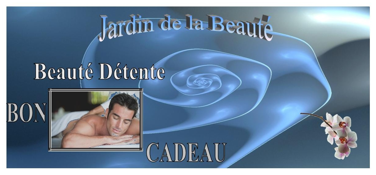 Photo carte cadeau homme